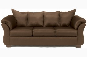 Darcy Brown Cafe Sofa