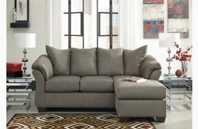 Darcy Cobblestone Chaise RAF Sectional