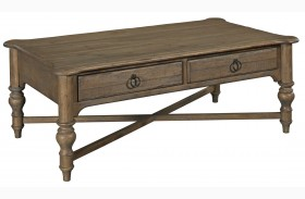 Weatherford Heather Cocktail Table