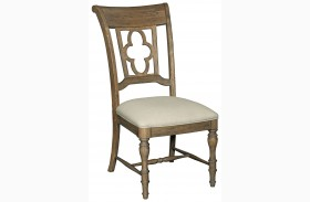 Weatherford Heather Upholstered Side Chair Set of 2