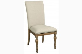 Weatherford Heather Tasman Upholstered Chair Set of 2
