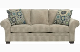 Zachary Affinity Chenille Fabric Queen Goodnight Sleeper