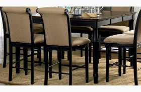 Amaretto Counter Height Dining Room Table