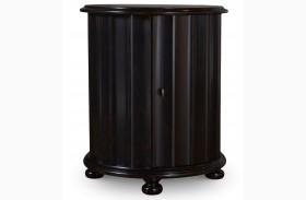 The Foundry Peppercorn Heathton Drum Table