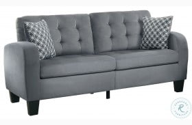 Sinclair Gray Sofa