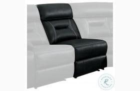 Amite Dark Gray Armless Chair