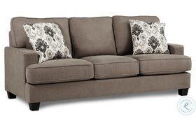 Kenner Brown Sofa