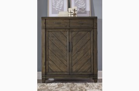 Modern Country 2 Drawer Chest
