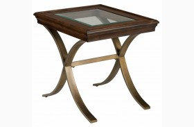 Ashland Pine End Table