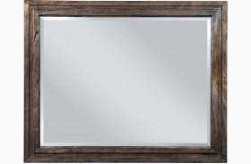 Montreat Bureau Mirror