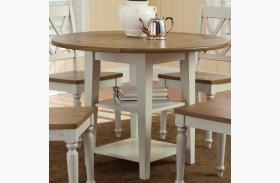 Al Fresco III Drop Leaf Extendable Leg Table