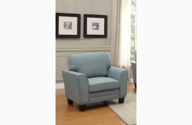 Adair Teal Chair