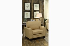 Adair Yellow Chair
