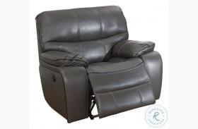 Pecos Gray Power Reclining Chair
