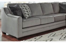 Bicknell Charcoal Raf Sectional From Ashley Coleman