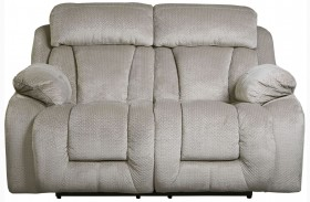 Stricklin Pebble Power Reclining Loveseat