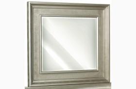 Platinum Landscape Mirror