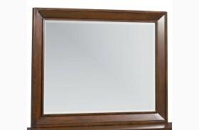 Vineyard Casual Tobacco Mirror