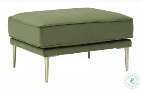 Macleary Moss Ottoman