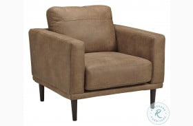 Arroyo Caramel Accent Chair