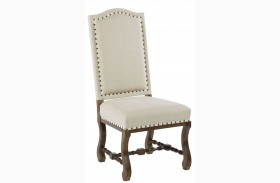 Artisans Shoppe Tobacco Side Chair Set of 2