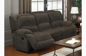 Caesar Nimbus Seal Reclining Sofa