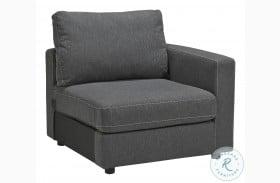 Candela Charcoal RAF Corner Chair