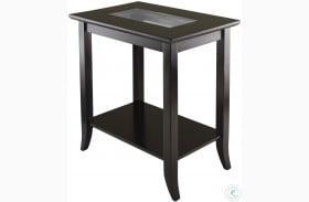 Genoa Rectangular End Table