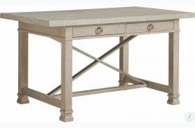 Malibu Grey Seaboard Bistro Table By Barclay Butera