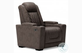 Hyllmont Gray Recliner