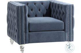 Orina Blue Chair