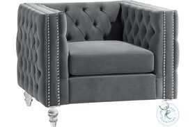 Orina Gray Chair