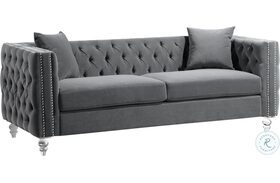 Orina Gray Sofa