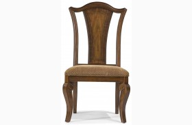 American Traditions Splat Back Side Chair Set of 2