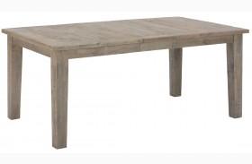Slater Mill Extendable Rectangular Dining Table