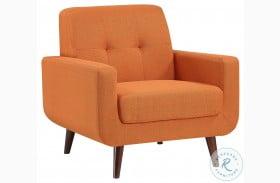 Fitch Orange Chair