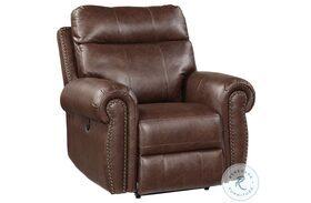 Granville Brown Power Reclining Chair