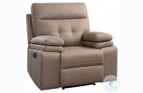 Millington Brown Recliner