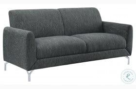 Venture Dark Gray Sofa