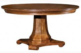 Tuscano Round Pedestal Dining Table