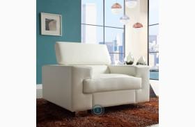 Vernon White Chair