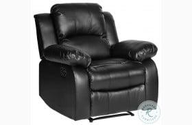 Cranley Black Reclining Chair
