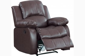 Cranley Brown Reclining Chair