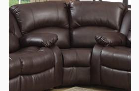 Cranley Brown Corner Seat
