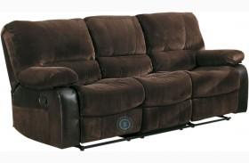 Caputo Double Reclining Sofa