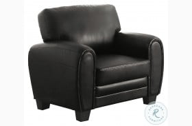 Rubin Black Chair