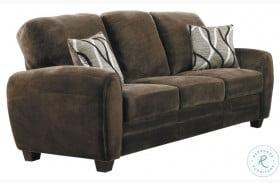 Rubin Chocolate Sofa