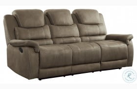 Shola Double Reclining Sofa With Drop Down Table