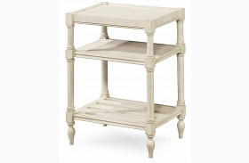 Summer Hill Cotton Chair Side Table