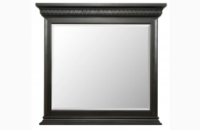 Brookfield Antique Black Mirror